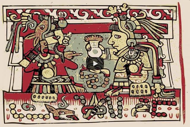 Das geheime medizinische Heilwissen der Azteken & das Angebot, es mit dem Weißen Mann zu teilen