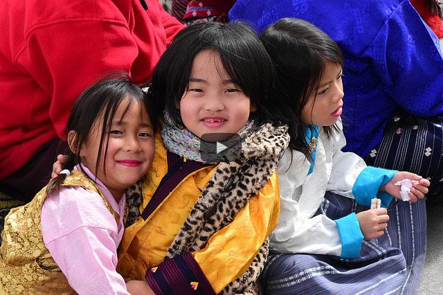 Bhutan und die Praxis des Mitgefühls