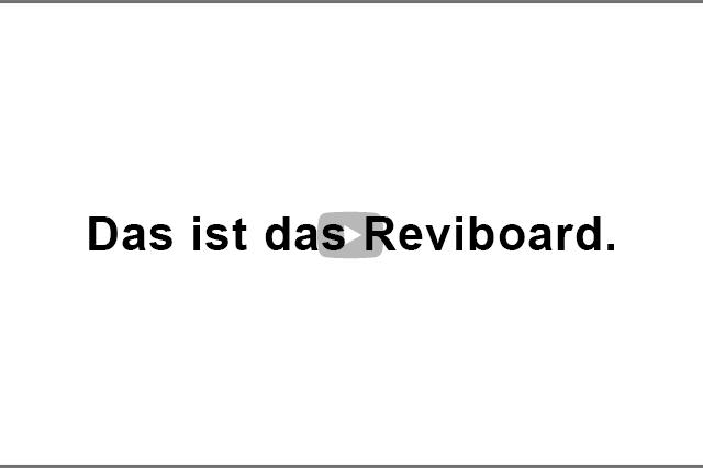 Das ist das Reviboard®